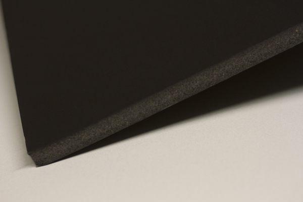 Cut Sizes Standard Black Foam Board