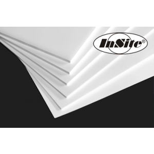 36X48 Heat Activated White Foam Board 25 Pack