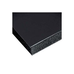 Black Gator Board Custom Cut Sizes 1/2 inch.