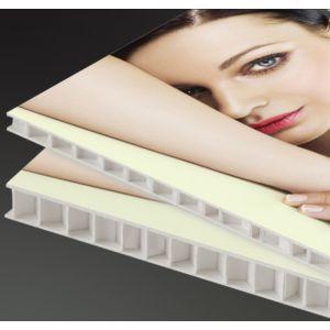 White Kraft White Falconboard 48 x 96 x 1/2  6 Sheets