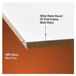 FiberMate Board 49 inch x 97 inch x 3mm 20 pack