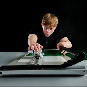 Keencut Flexo Plate Cutter
