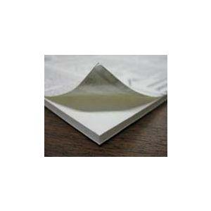 White Self Adhesive Gator Board 24 x 48 x 3/16th 4 pieces