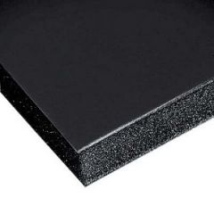 32X40X1/2 Inch Black Foam Board 12Pk