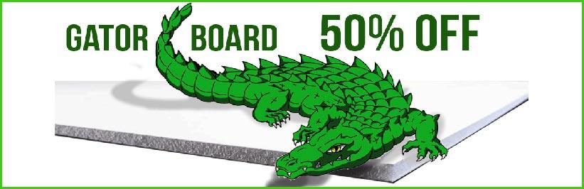 gator board