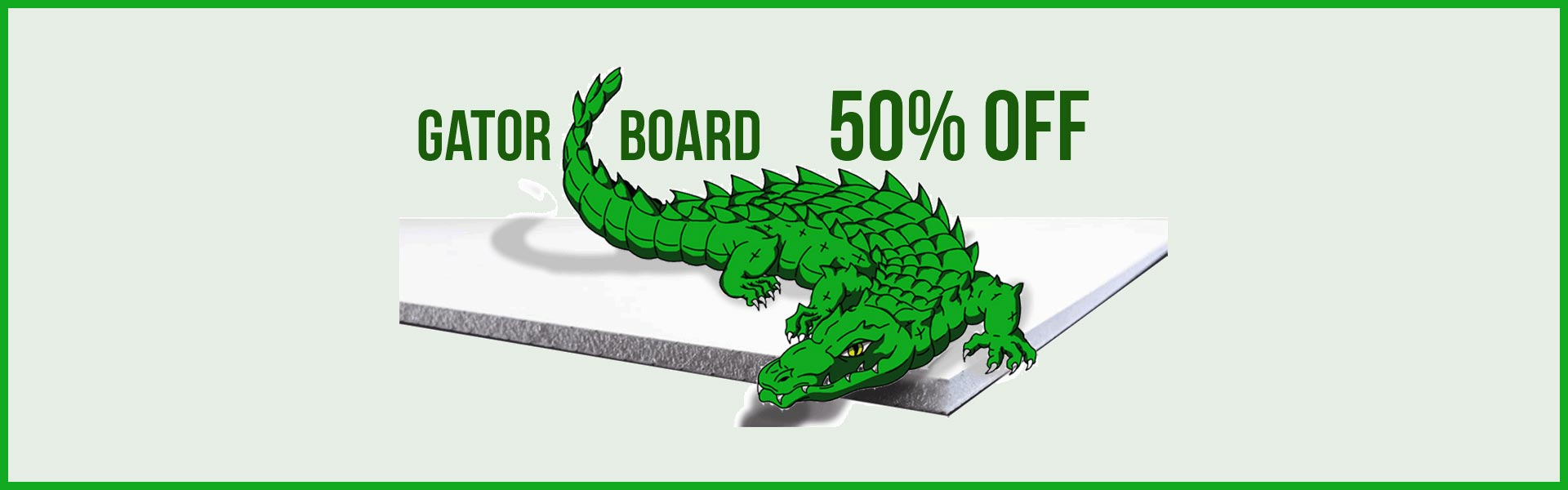 Gatorfoam Gator Board Discounted